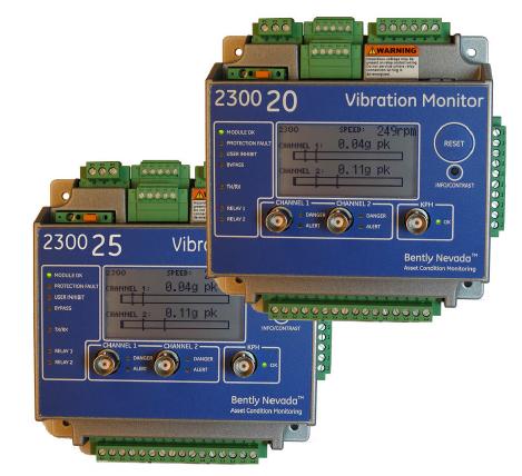 本特利双通道监测器2300/20系列